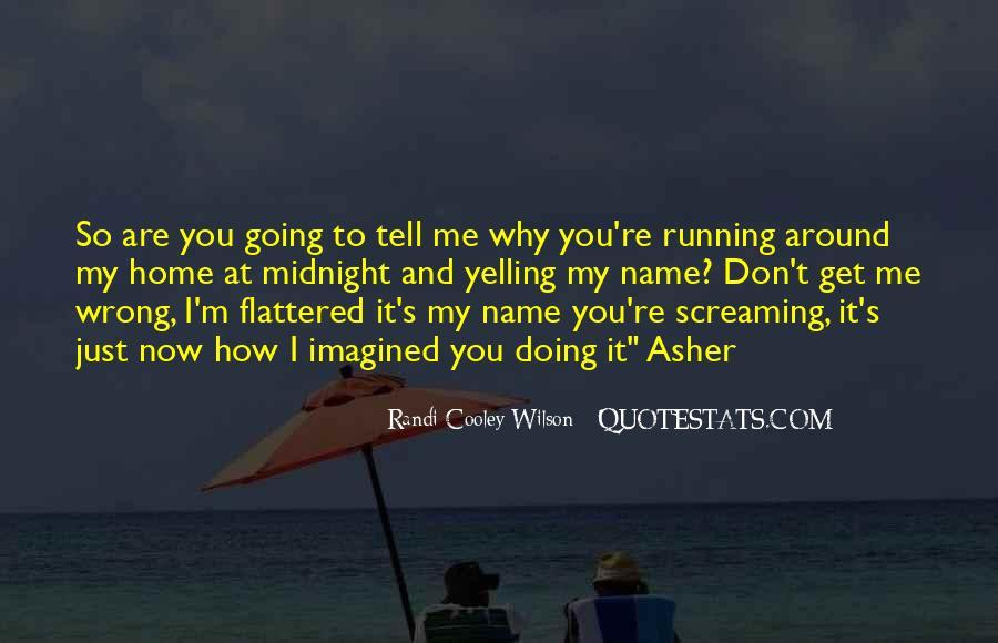 Randi Cooley Wilson Quotes #1343558