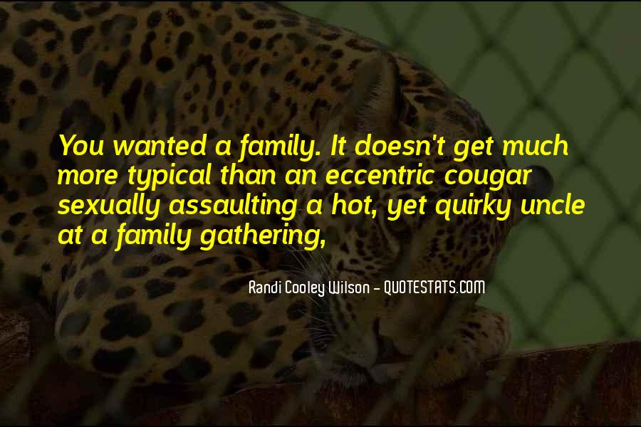 Randi Cooley Wilson Quotes #1435122