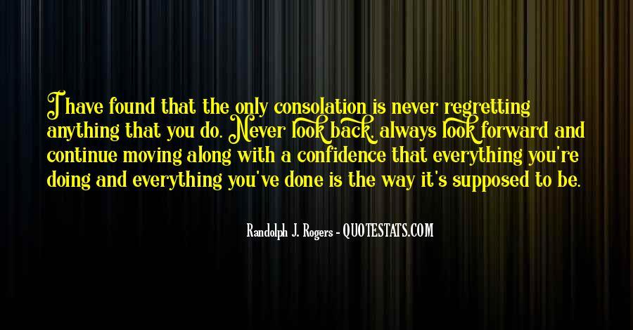 Randolph J. Rogers Quotes #958724