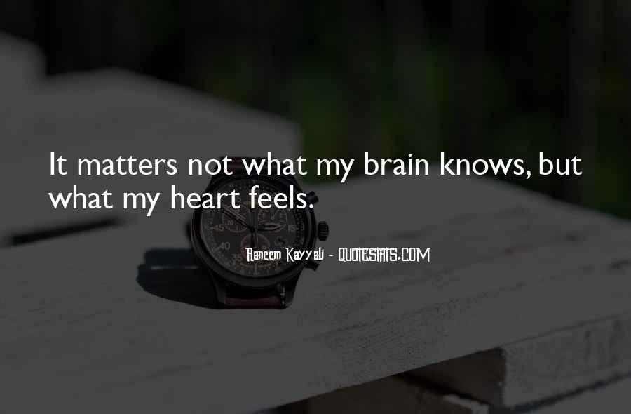 Raneem Kayyali Quotes #1576704