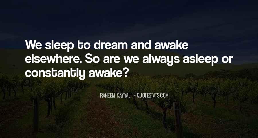 Raneem Kayyali Quotes #160150