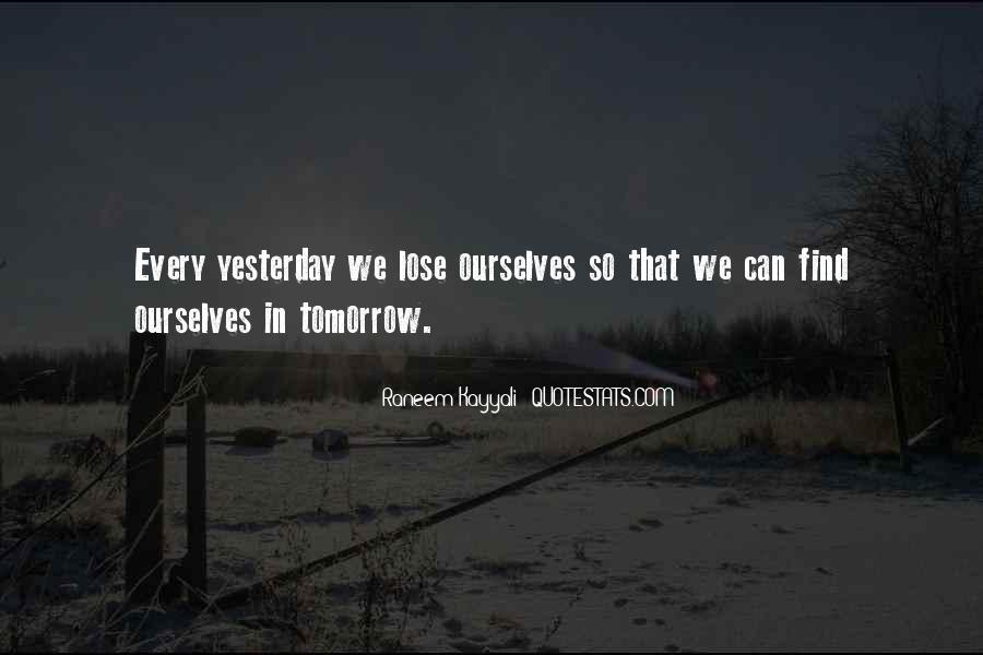 Raneem Kayyali Quotes #429866