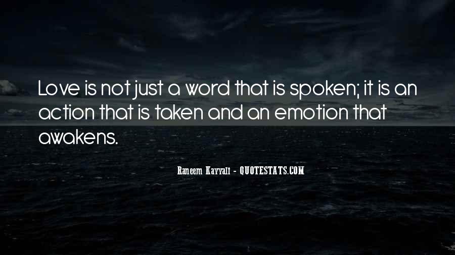Raneem Kayyali Quotes #7486