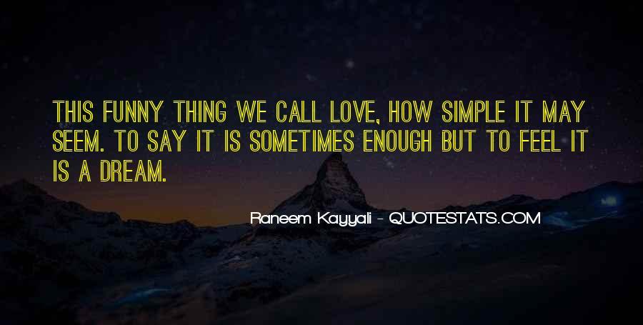 Raneem Kayyali Quotes #804099