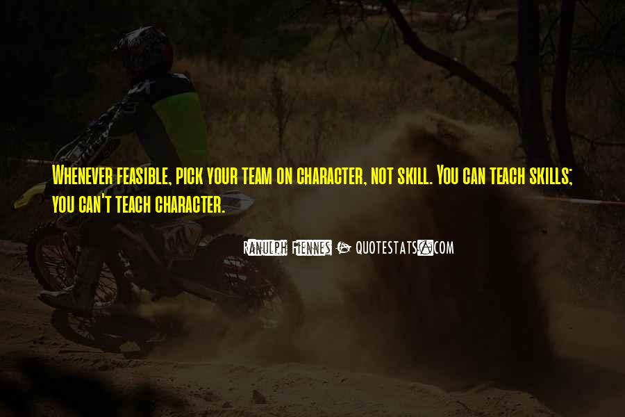 Ranulph Fiennes Quotes #1723135