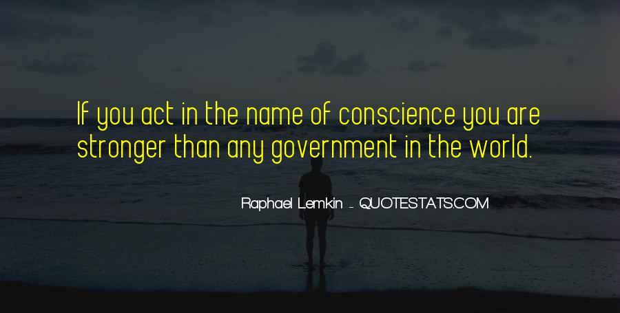 Raphael Lemkin Quotes #1469868
