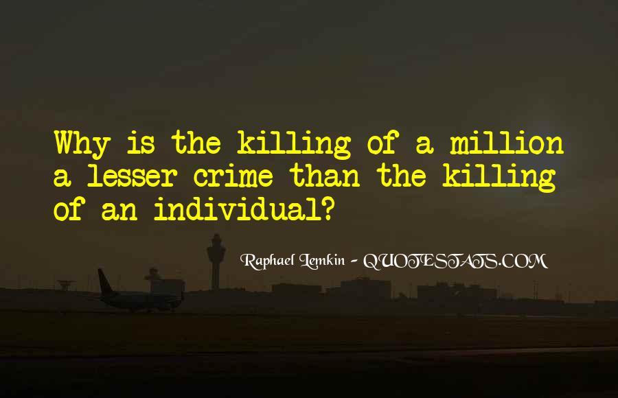 Raphael Lemkin Quotes #371976