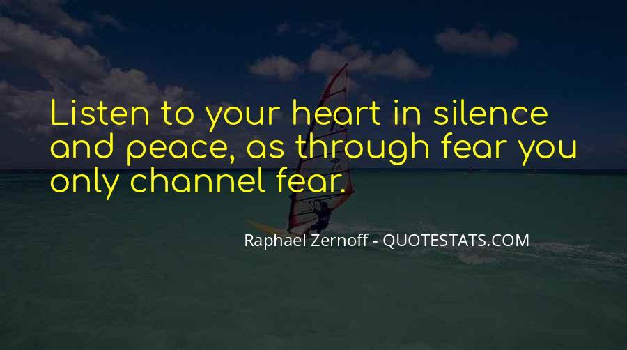 Raphael Zernoff Quotes #1408667
