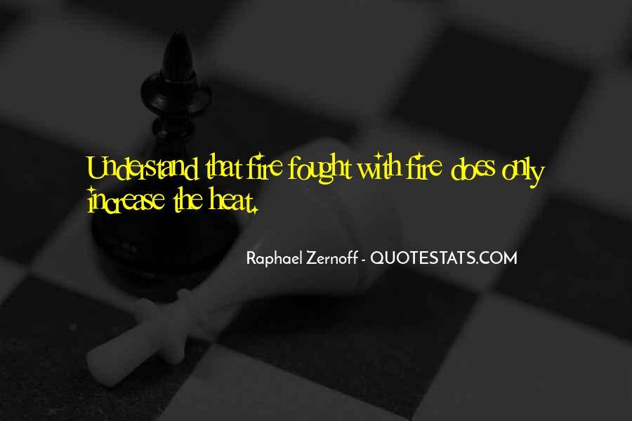 Raphael Zernoff Quotes #1561637