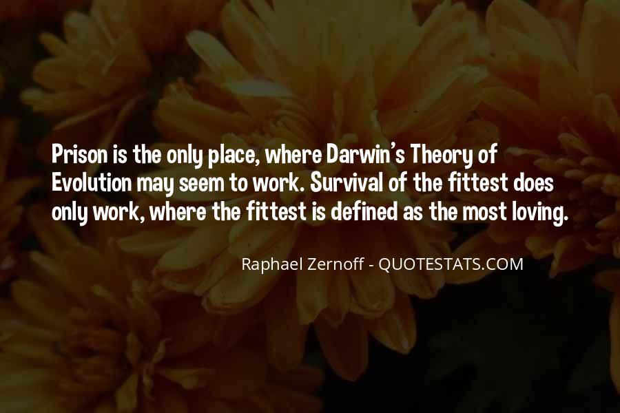 Raphael Zernoff Quotes #1679648