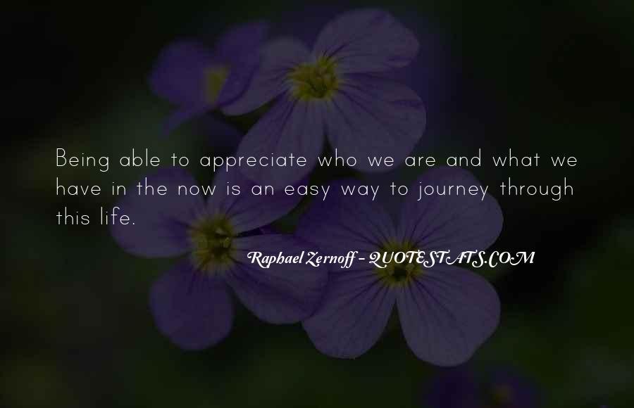Raphael Zernoff Quotes #1705944