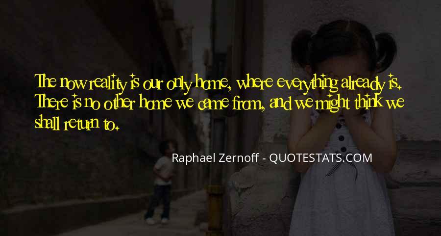 Raphael Zernoff Quotes #225049