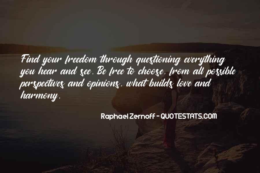 Raphael Zernoff Quotes #358340