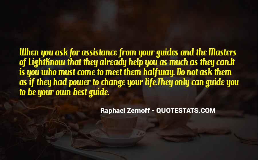 Raphael Zernoff Quotes #436203