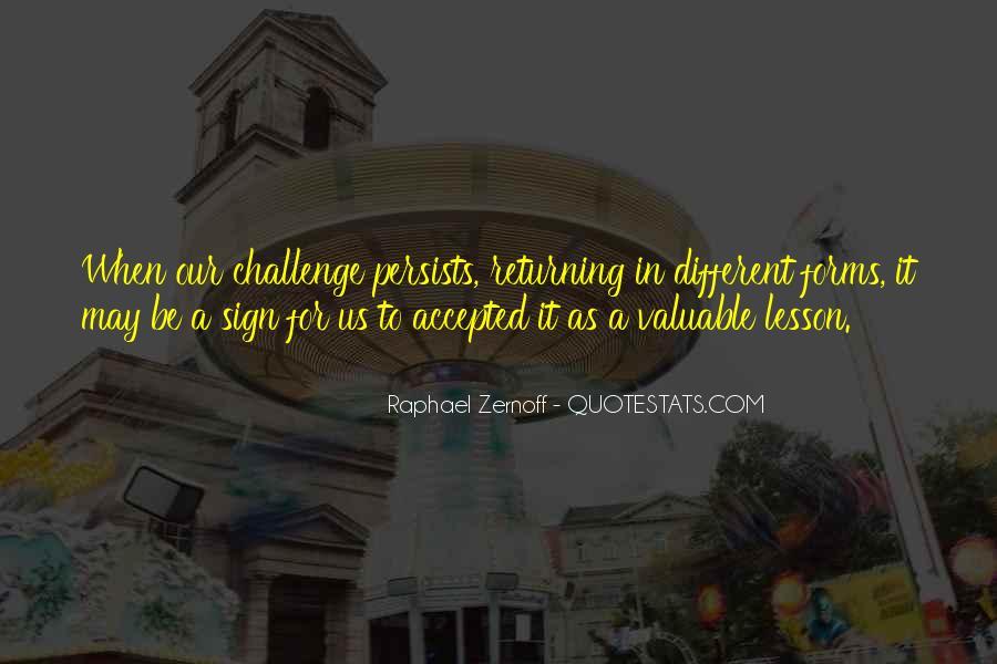 Raphael Zernoff Quotes #439887