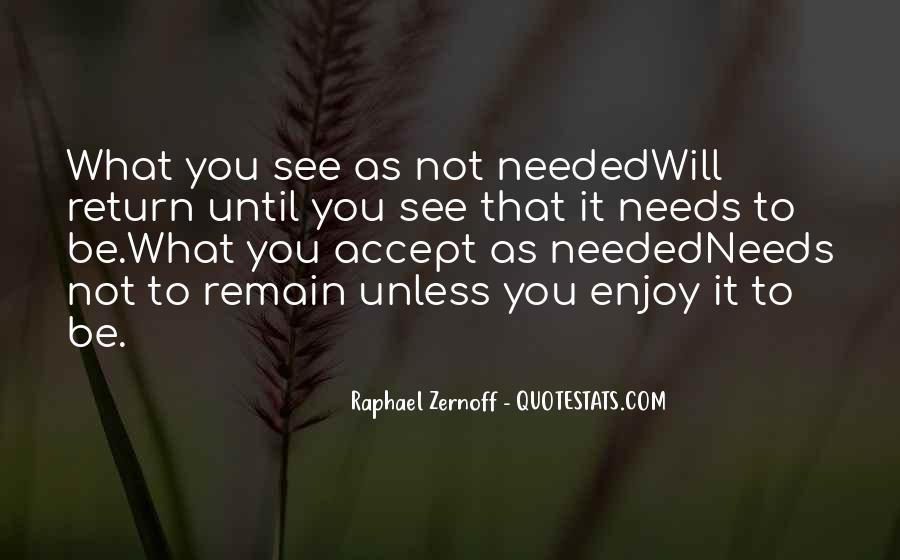 Raphael Zernoff Quotes #719224