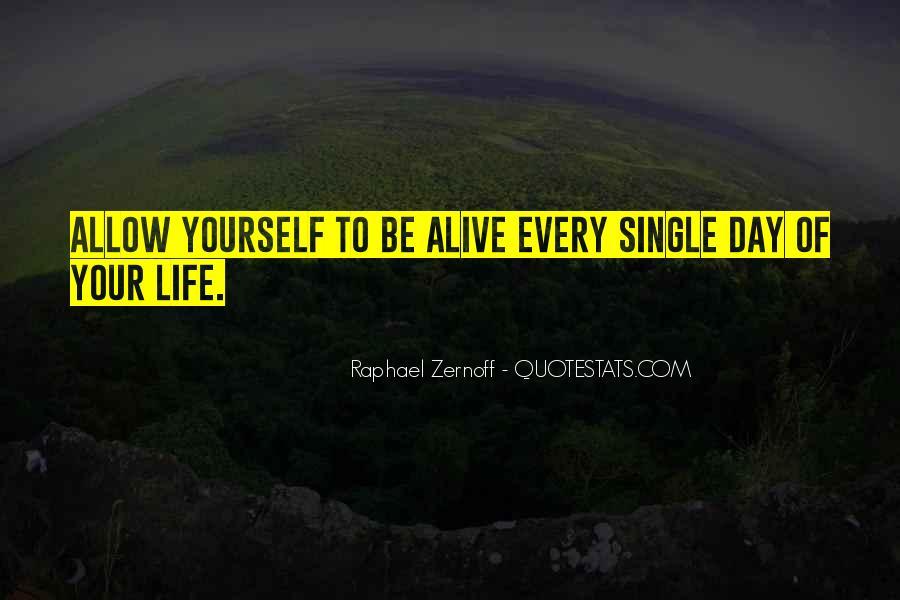 Raphael Zernoff Quotes #843753