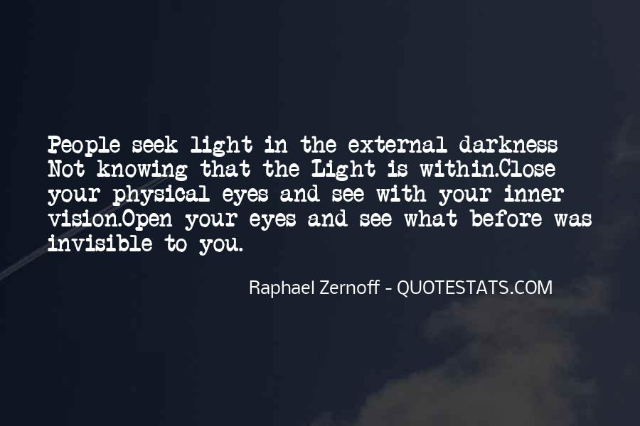 Raphael Zernoff Quotes #956406