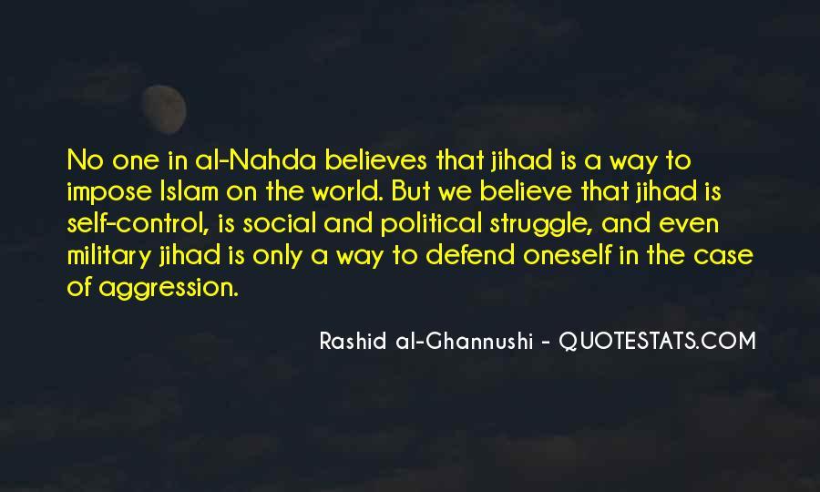 Rashid Al-Ghannushi Quotes #1075831