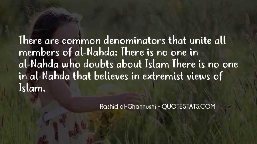 Rashid Al-Ghannushi Quotes #1166330