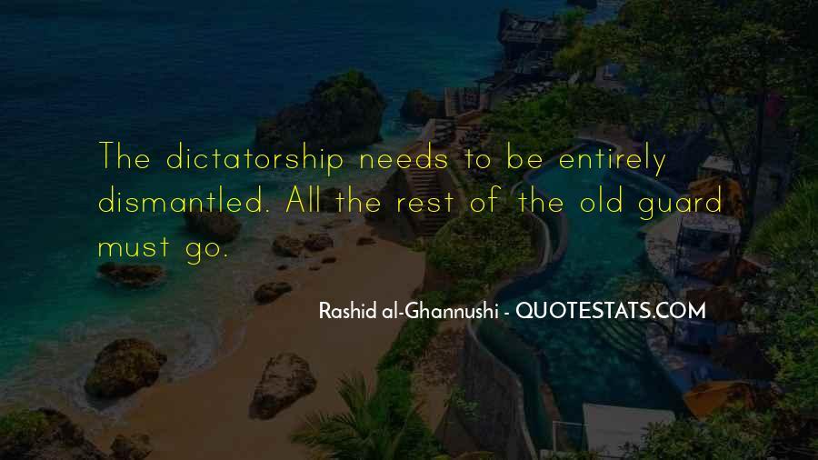 Rashid Al-Ghannushi Quotes #1368221
