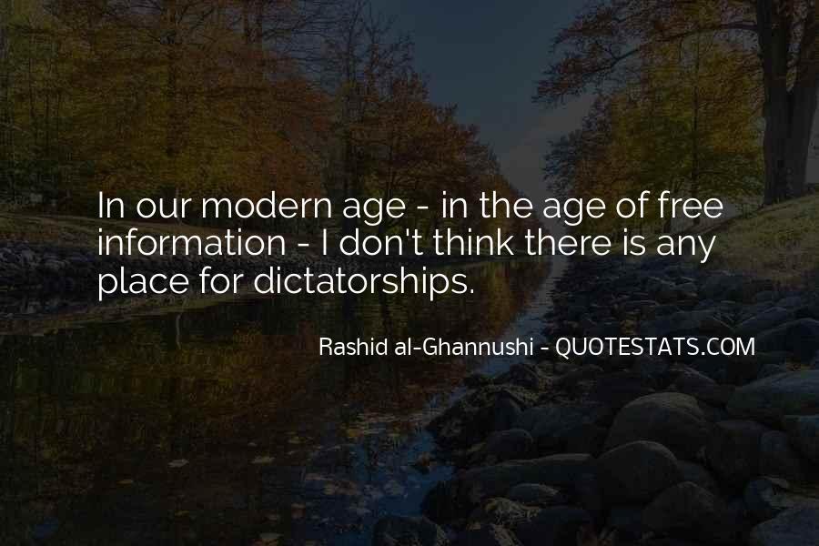Rashid Al-Ghannushi Quotes #1474168