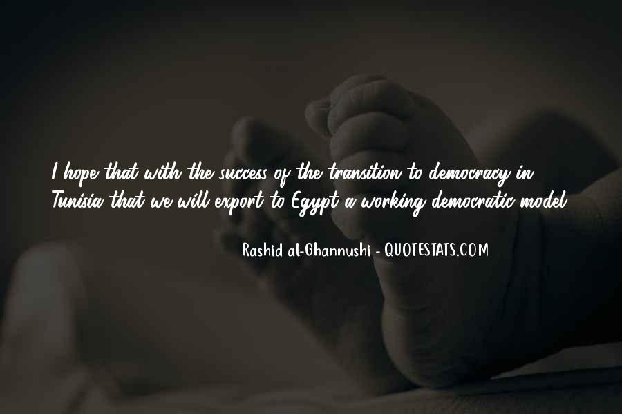 Rashid Al-Ghannushi Quotes #74578