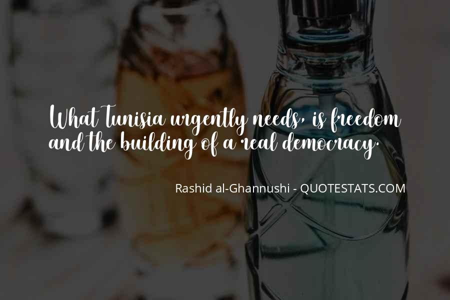 Rashid Al-Ghannushi Quotes #867062
