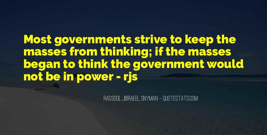 Rassool Jibraeel Snyman Quotes #1107848
