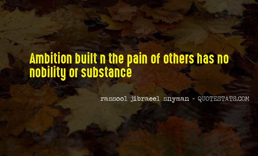 Rassool Jibraeel Snyman Quotes #1227258