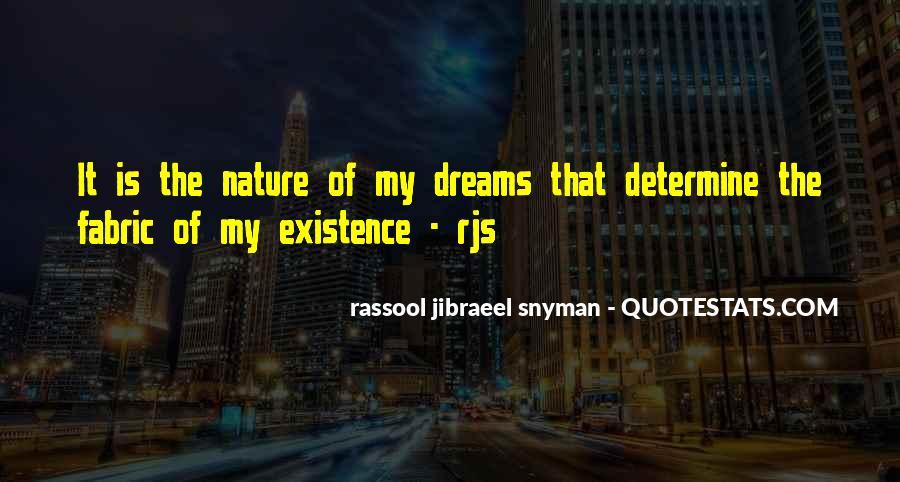 Rassool Jibraeel Snyman Quotes #1295026