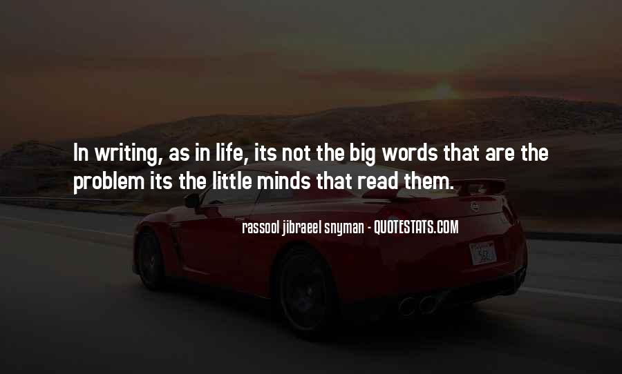 Rassool Jibraeel Snyman Quotes #1365361
