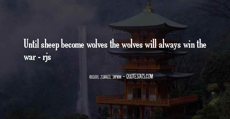 Rassool Jibraeel Snyman Quotes #1425773