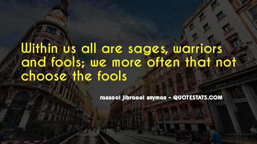 Rassool Jibraeel Snyman Quotes #1463124
