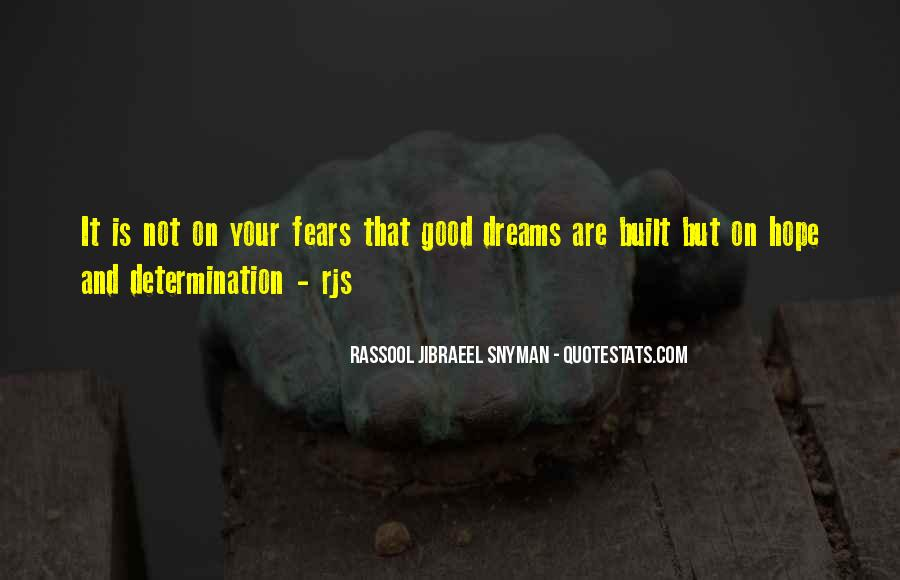 Rassool Jibraeel Snyman Quotes #1561632