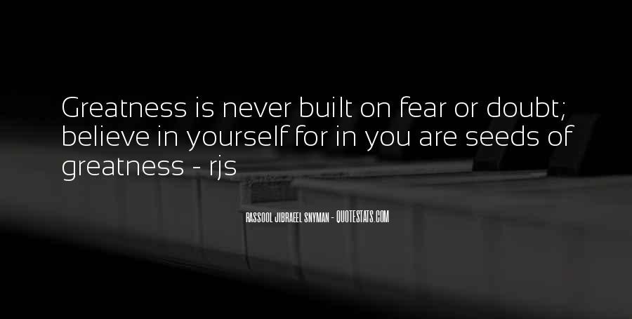 Rassool Jibraeel Snyman Quotes #1713273