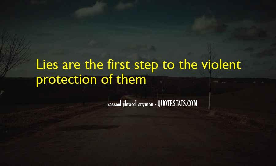 Rassool Jibraeel Snyman Quotes #1752608