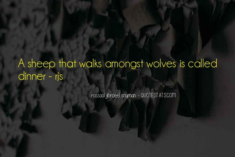 Rassool Jibraeel Snyman Quotes #1804380