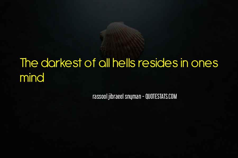 Rassool Jibraeel Snyman Quotes #1854488