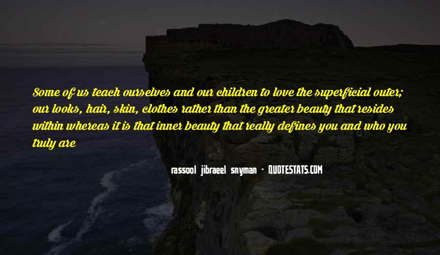 Rassool Jibraeel Snyman Quotes #4298