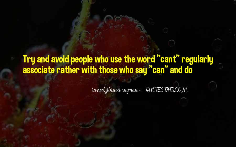 Rassool Jibraeel Snyman Quotes #44186