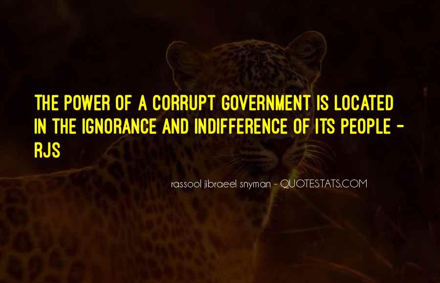 Rassool Jibraeel Snyman Quotes #496368