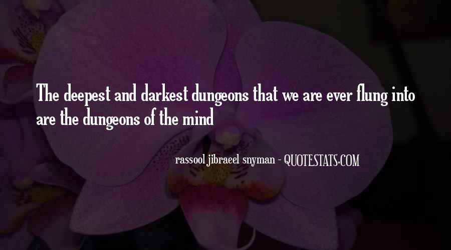 Rassool Jibraeel Snyman Quotes #611101