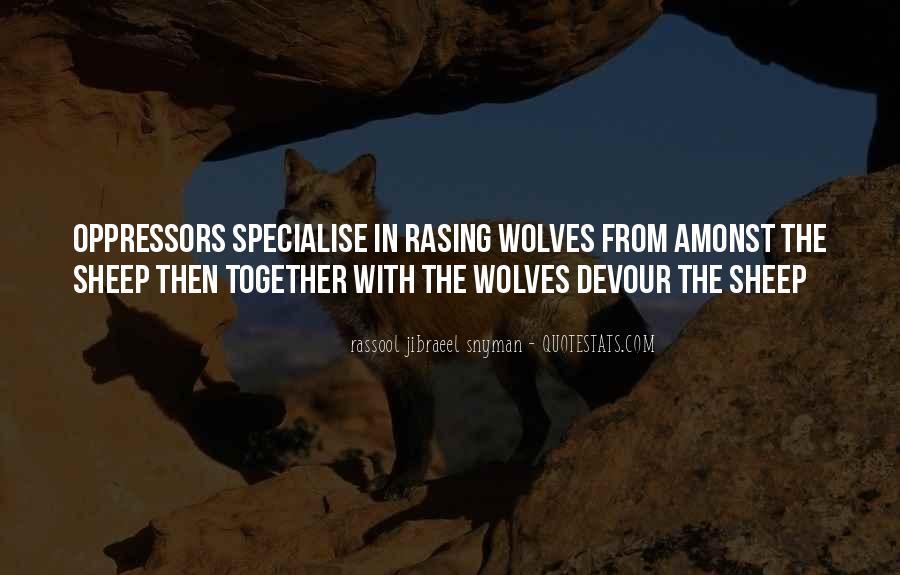 Rassool Jibraeel Snyman Quotes #652175
