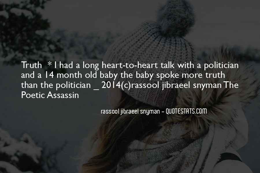 Rassool Jibraeel Snyman Quotes #659847