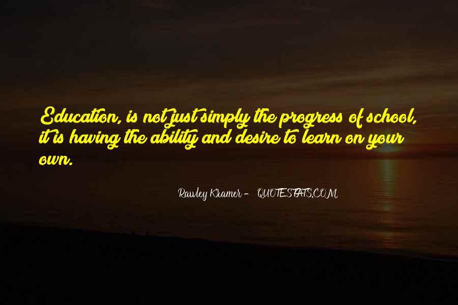 Rawley Kramer Quotes #771625