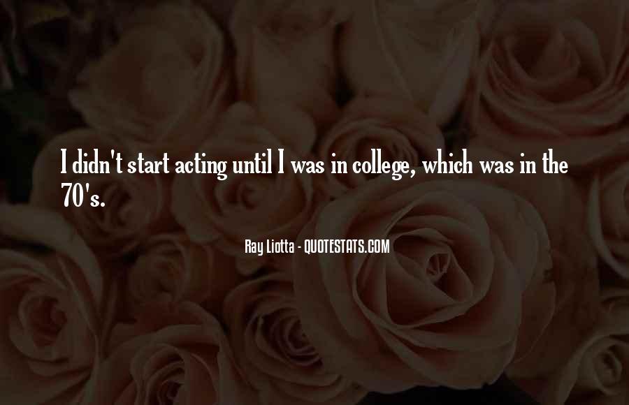 Ray Liotta Quotes #1236725