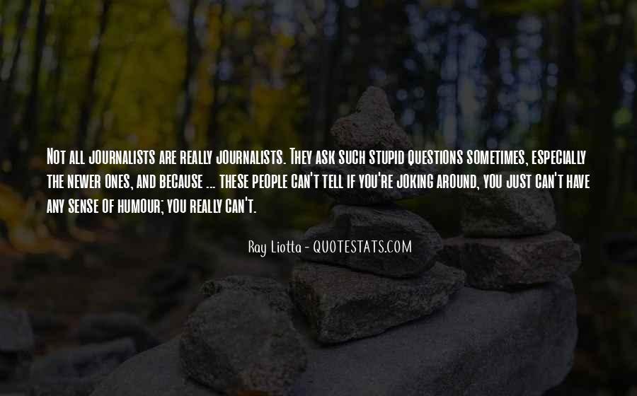 Ray Liotta Quotes #1705639