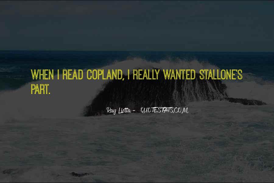 Ray Liotta Quotes #1709220