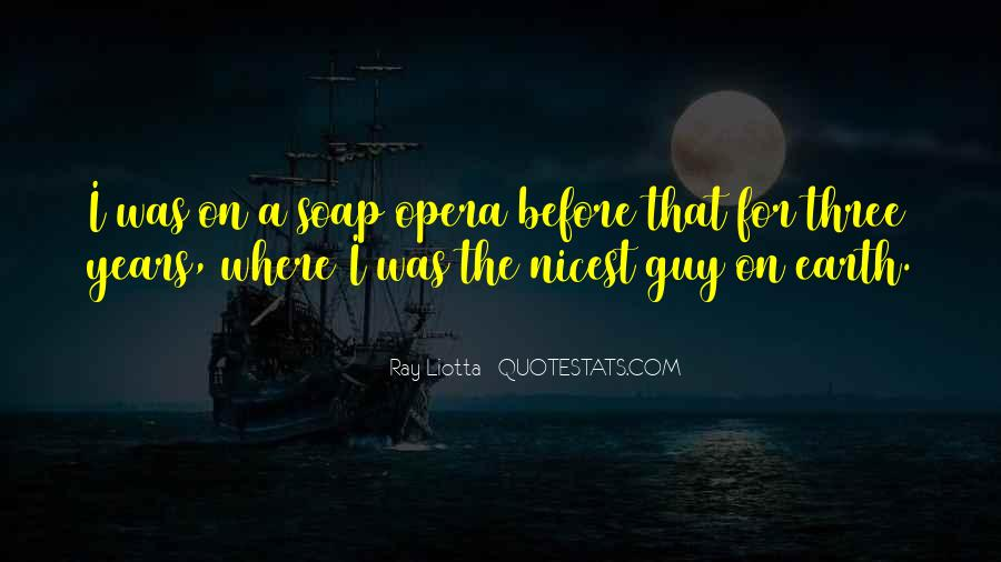 Ray Liotta Quotes #1769156